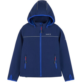Kamik Jarvis Jacket Children blue